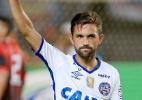 Em alta no Bahia, Allione admite: não soube aproveitar chances no Palmeiras - Felipe Oliveira / EC Bahia