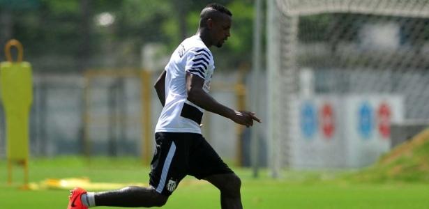 Cleber só jogos seis dos 17 jogos do Santos. Foram apenas 415 minutos em campo -  Ivan Storti/ Santos FC