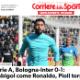 Imprensa italiana exalta renascimento de Gabigol e 1º gol