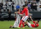 Rodada tem classificações de Cruzeiro, Flu e Inter; assista aos gols - Daniel Vorley/AGIF