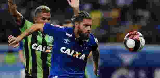 Rafael Sóbis quer direitos iguais para as duas torcidas na final do Campeonato Mineiro - Washington Alves/LightPress/Cruzeiro