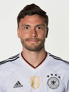 Jonas Hector, lateral-esquerdo da Alemanha