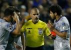 """Jogadores do Cruzeiro comentam expulsão de Dedé: """"foi rigoroso demais"""" - Demian Alday/Getty Images"""