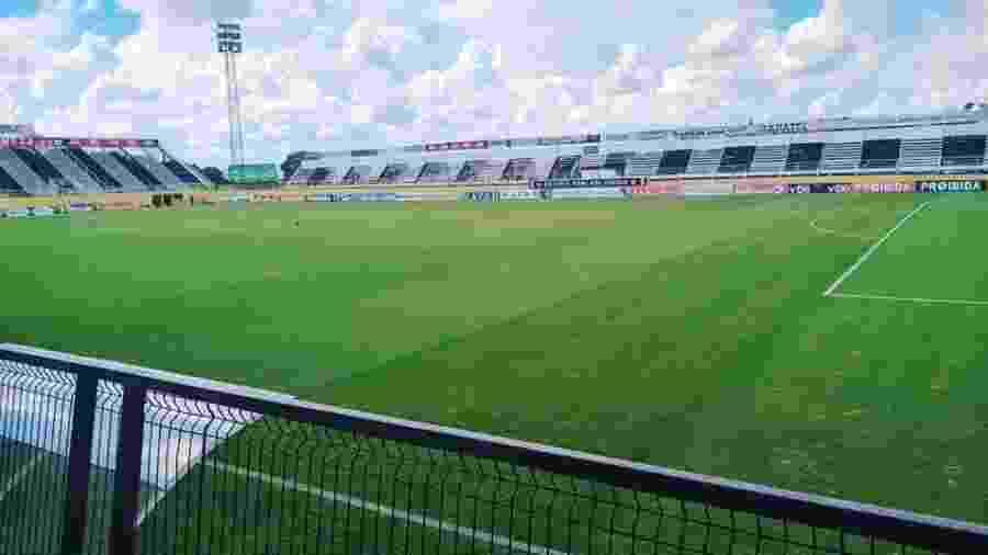 Estádio Nabi Abi Chedid, em Bragança Paulista - CA Bragantino/Divulgação