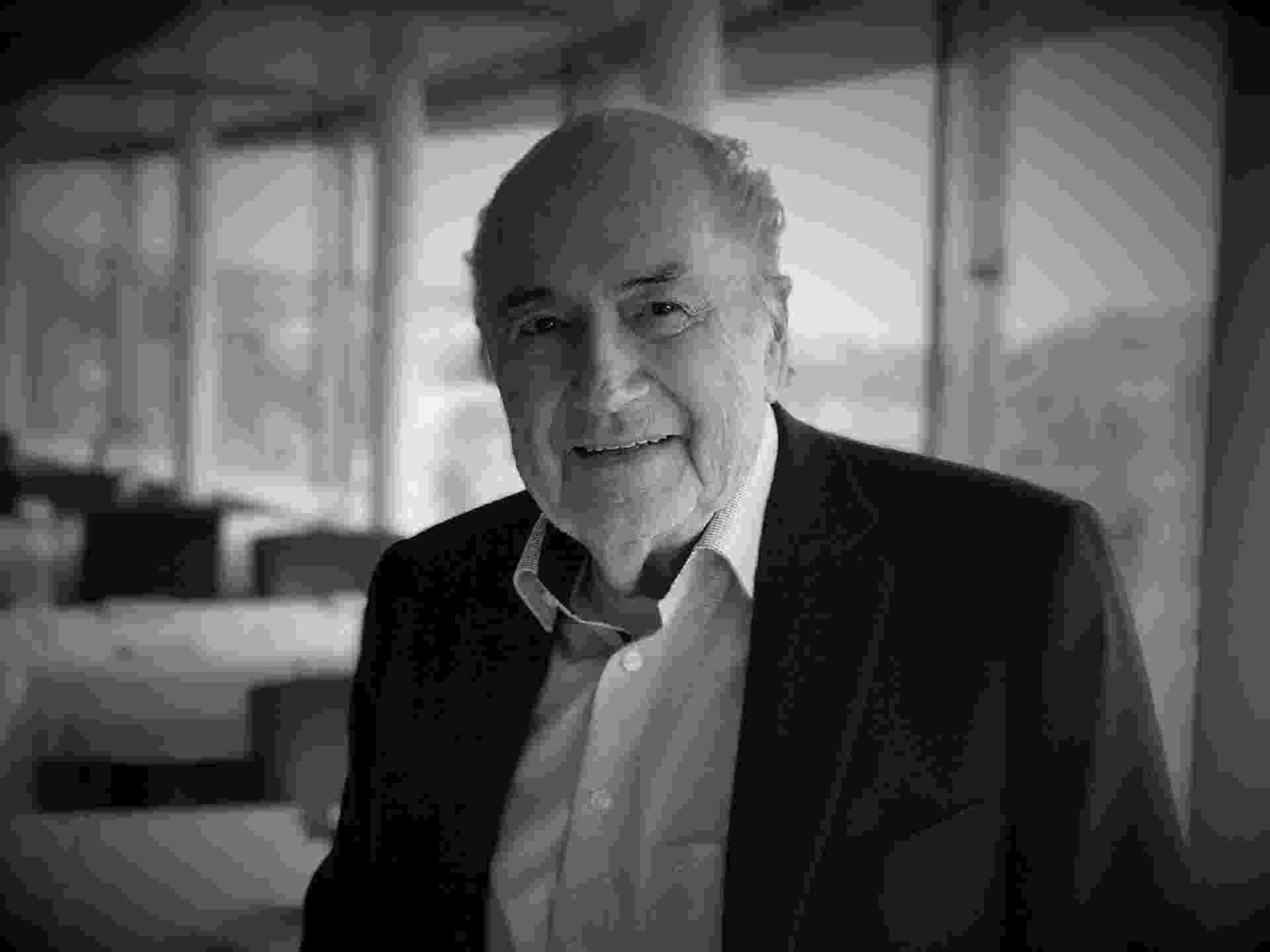 Joseph Blatter, ex-presidente da Fifa, em foto de abril de 2019 - undefined