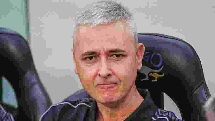 Tiago Nunes, técnico do Athletico Paranaense - Gabriel Machado/AGIF