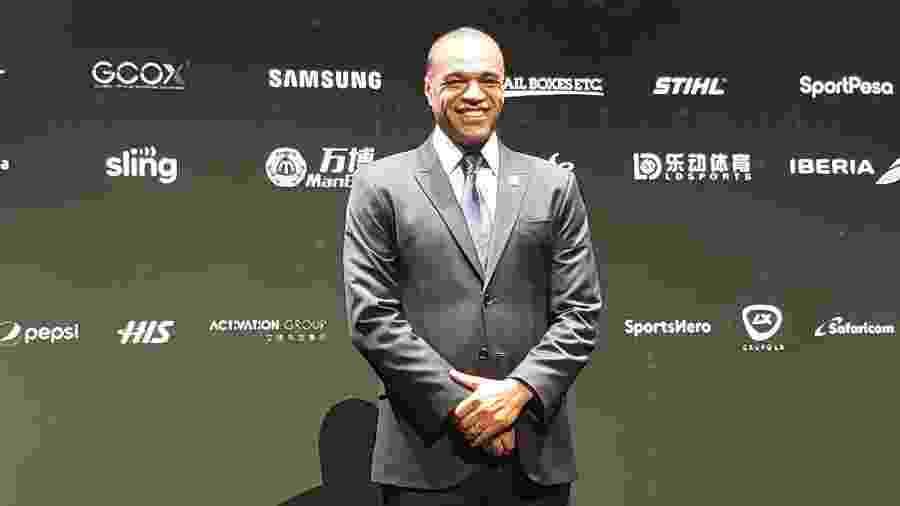 Denilson foi anunciado como novo embaixador do Campeonato Espanhol - Brunno Carvalho/UOL