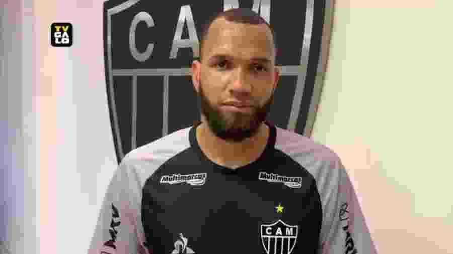 Everson fará sua estreia no gol do Atlético-MG - Reprodução TV Galo