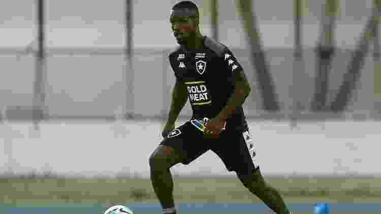 Kayque, volante do Botafogo - Vitor Silva / Botafogo - Vitor Silva / Botafogo