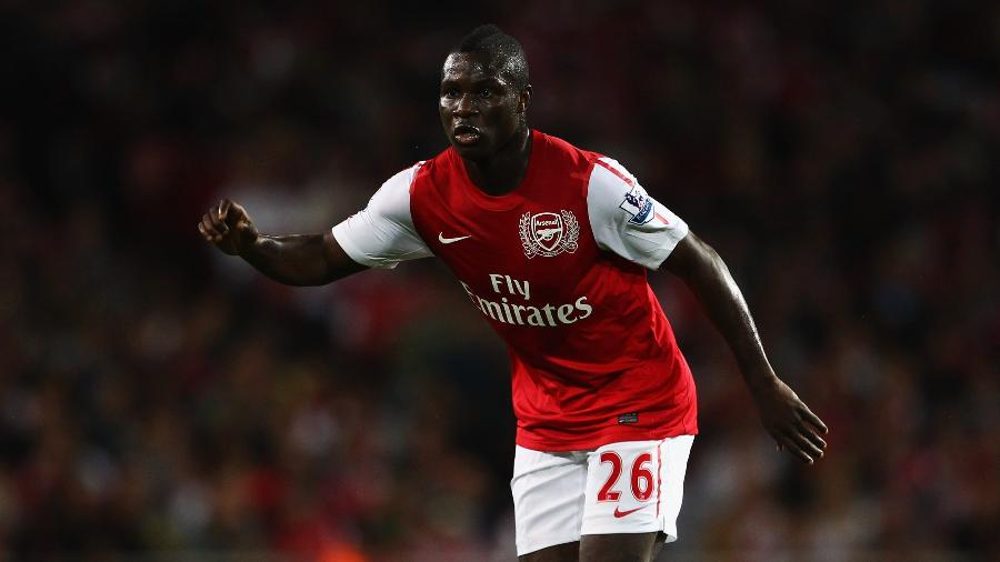 Emmanuel Frimpong iniciou a carreira no Arsenal - Getty Images