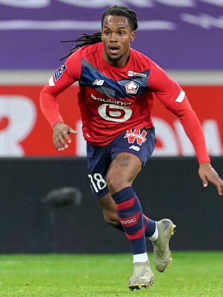 Renato Sanche é atual volante do Lille - Sylvain Lefevre/Getty Images