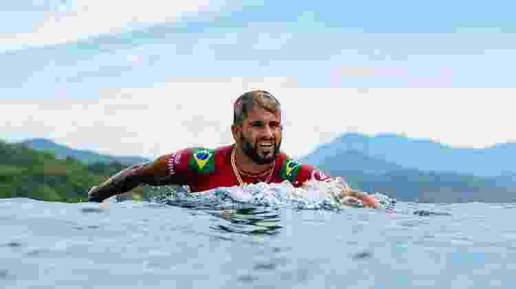 Italo Ferreira - Tony Heff/World Surf League - Tony Heff/World Surf League