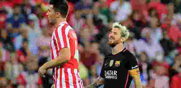 Messi - Ander Gillenea/AFP - Ander Gillenea/AFP