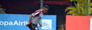 Vasco oficializa contratação de volante Wellington, ex-São Paulo (Foto: Érico Leonan / saopaulofc.net)