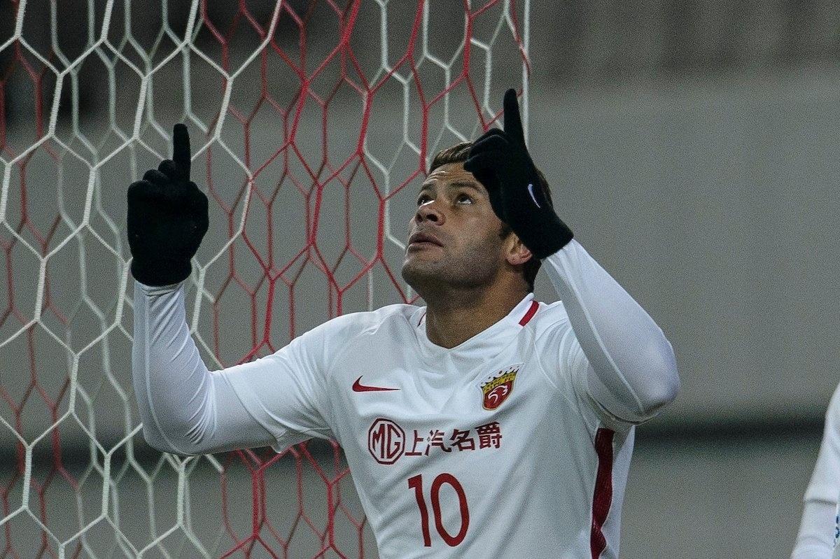 Hulk faz golaço em vitória do Shanghai na Liga da Ásia - 21 02 2017 - UOL  Esporte ad3ec2b341dc3