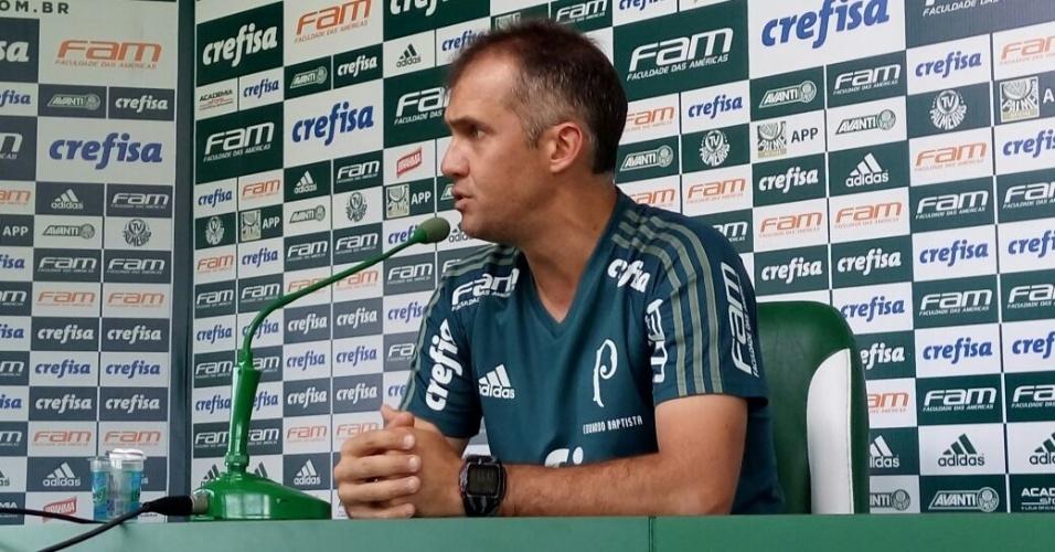 Eduardo Baptista Palmeiras coletiva