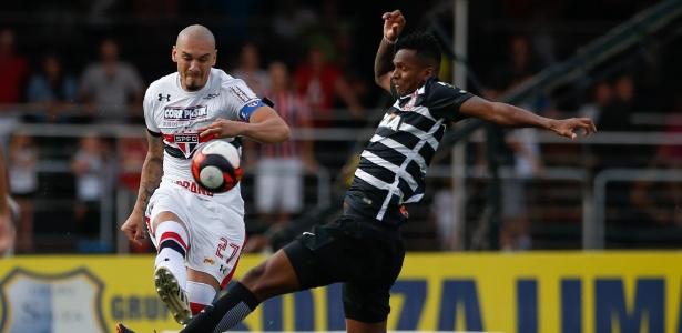 """Maicon disse que a defesa do São Paulo """"vai dar conta do recado"""" em 2017"""