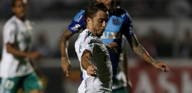 Hyoran gostou do nível apresentado na estreia pelo Palmeiras - Cesar Greco/Ag. Palmeiras