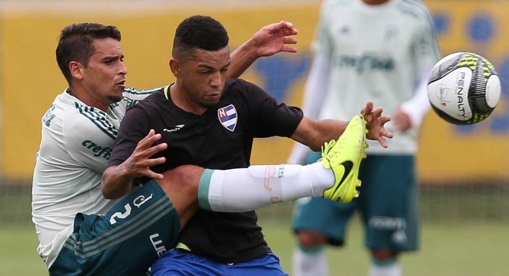 Jean Nacional Palmeiras jogo-treino