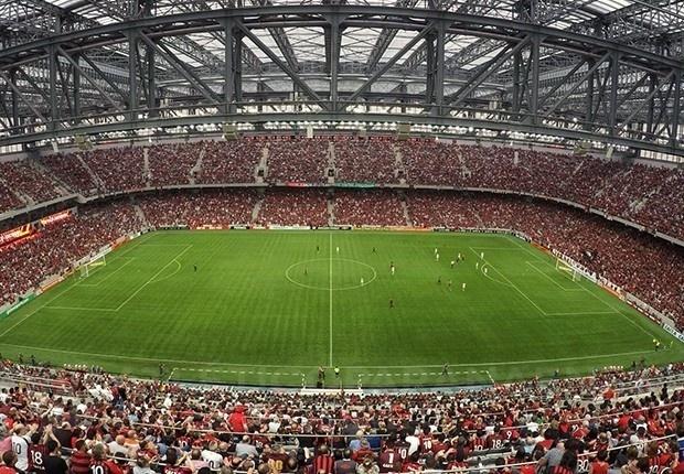 A Arena da Baixada estará lotada em mais um confronto entre Atlético-PR e Flamengo