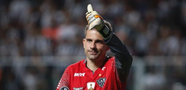 Victor chegou ao Atlético-MG em 2012