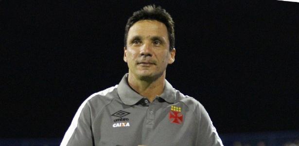 Zé Ricardo soma quatro vitórias, dois empates e apenas uma derrota no Vasco - Carlos Gregório Jr/Vasco