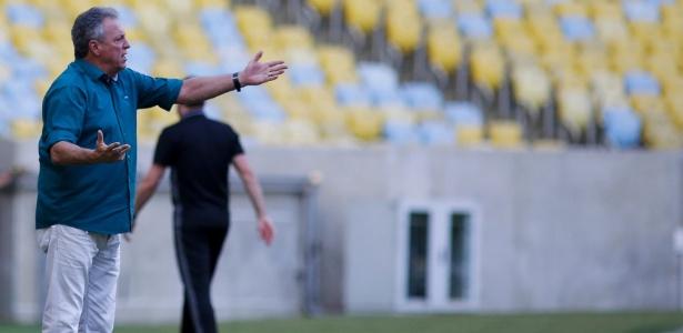 Dirigente procurou Abel durante indefinição de Rueda no clube