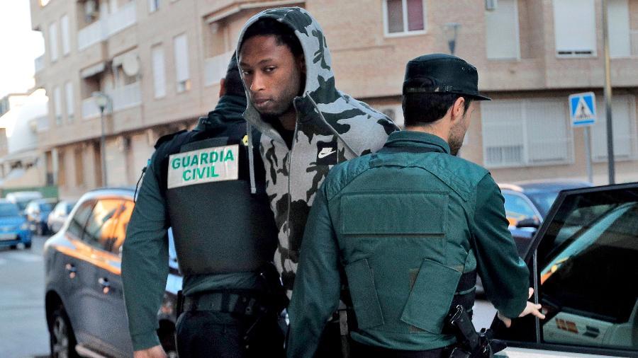 Rúben Semedo, jogador do Villarreal - Stringer/AFP