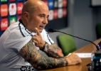 Sampaoli cita gringos, dois brasileiros e pede para Santos