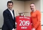 Aos 35 anos, Ribéry renova por mais uma temporada com o Bayern - Divulgação
