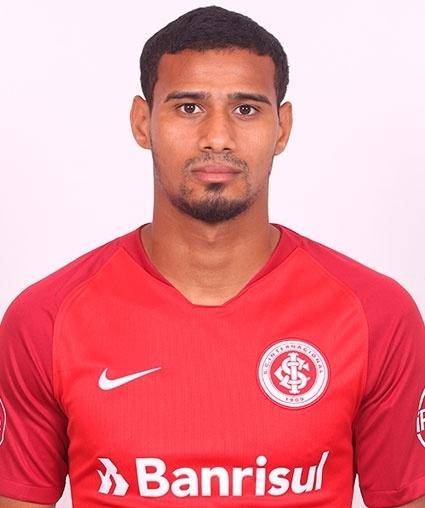 Gabriel Dias de Oliveira, volante do Inter