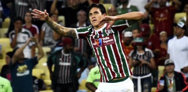 90362b7f5cddc Fluminense estuda aumento salarial e extensão de contrato de Pedro ...