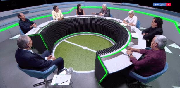 tite - reprodução/SporTV - reprodução/SporTV
