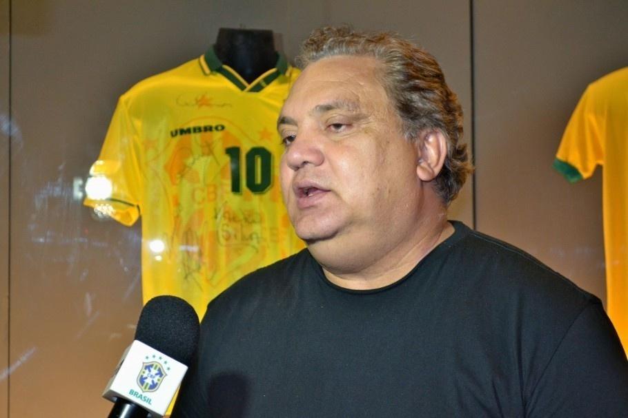 Branco, ex-jogador da seleção brasileira