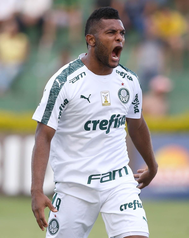 8d8a63d2c66ee Palmeiras  Borja e Carlos Eduardo são principais alvos da torcida após  empate