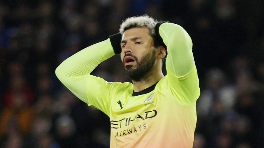 Argentino está isolado e vai perder, pelo menos, os próximos três jogos do Manchester City - Eddie Keogh / Reuters