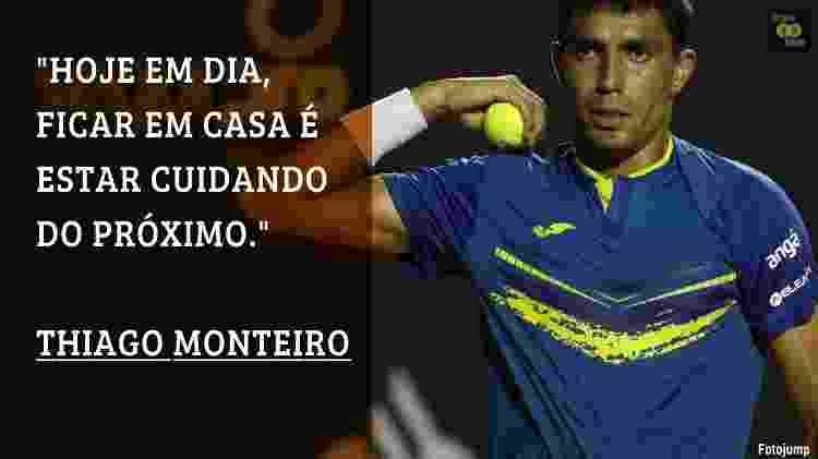 Frase Monteiro 2 - Montagem em foto de Fotojump - Montagem em foto de Fotojump