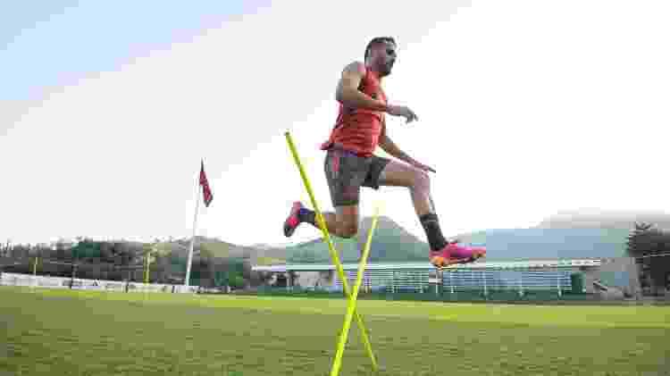 Thiago Maia - Alexandre Vidal / Flamengo - Alexandre Vidal / Flamengo