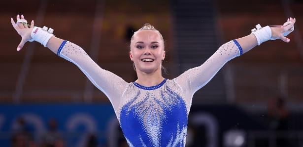 Sem Biles, EUA veem russas acabar com hegemonia na ginástica artística