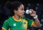 Fabiana Silva perde segunda no badminton e se despede das Olimpíadas
