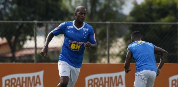 Retorno poderia ter acontecido há dois meses, mas Dedé garante que não estava preparado - Washington Alves/Light Press/Cruzeiro