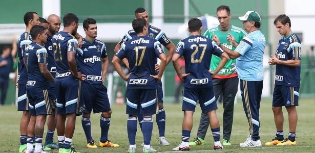 Palmeiras busca encerrar jejum de cinco partidas sem vitórias na temporada 2016