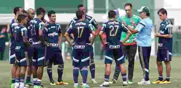 Palmeiras busca encerrar jejum de cinco partidas sem vitórias na temporada 2016 - Cesar Greco/Ag Palmeiras