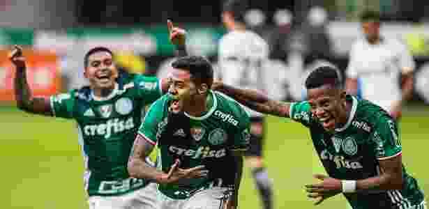 Boas atuações podem render recorde ao Palmeiras - Eduardo Knapp/Folhapress