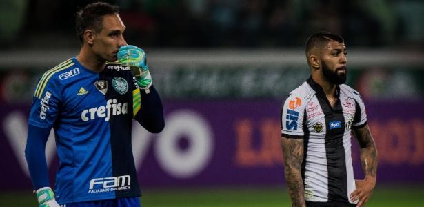 Ação ilegal de um torcedor no clássico contra o Santos rendeu uma pequena multa para o Palmeiras