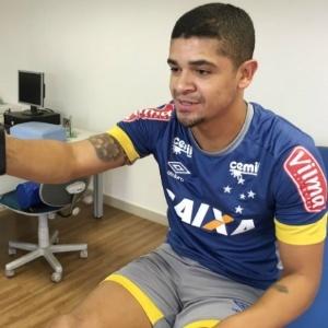 Volante vestirá a camisa 88 - Cruzeiro/Divulgação
