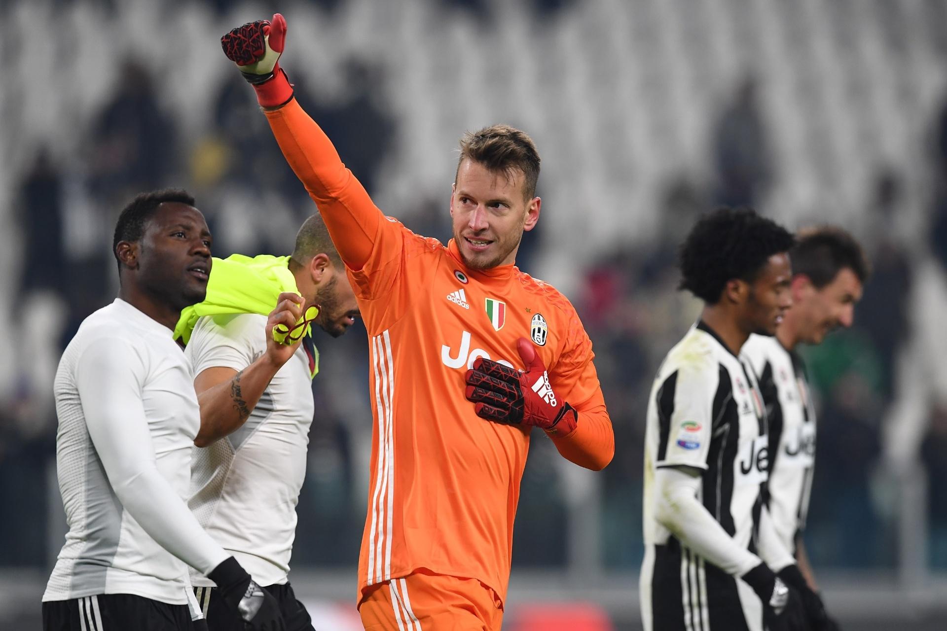 Goleiro brasileiro da Juventus está na mira do Napoli f278915327ec7