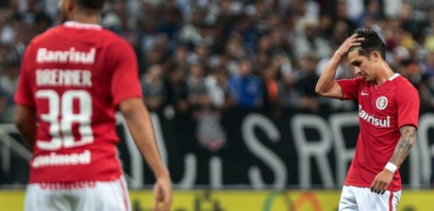 Felipe Gutierrez volta ao Internacional após defender a seleção do Chile