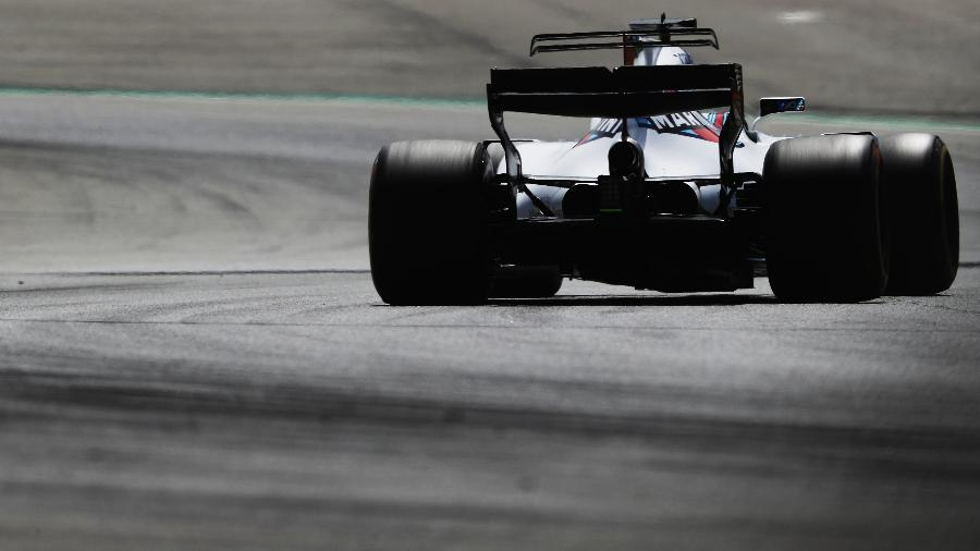 Felipe Massa no GP da Espanha - Mark Thompson/Getty Images