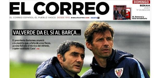 Reprodução/El Correo